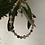 Thumbnail: Precious stones bracelet by OOAK, Smoky grey & pastels
