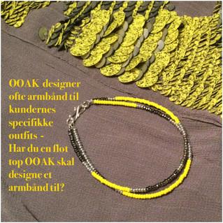 Boost your style med et personligt armbånd