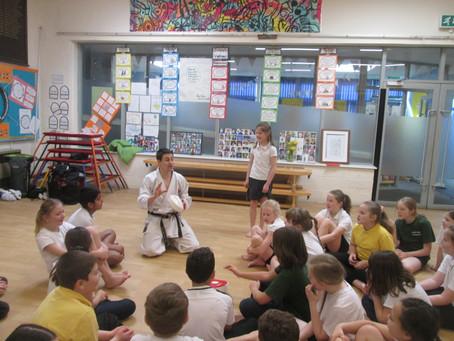 Cool Karate!