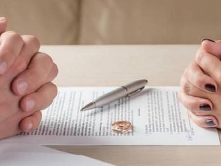 >> MODELO << Divorcio consensual administrativo (cartório)