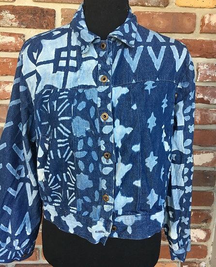 Sacred Threads Indigo Jacket