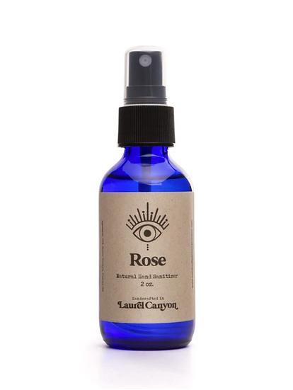 Rose Hand Sanitizer