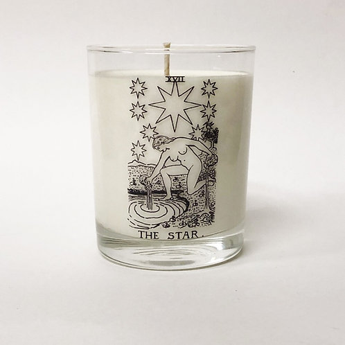 THE STAR CANDLE