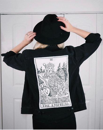 The Empress Jacket (B&W)