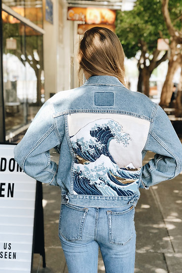 Great Wave Jacket
