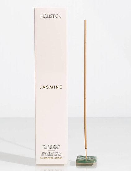 Jasmine Incense + Ceramic Holder