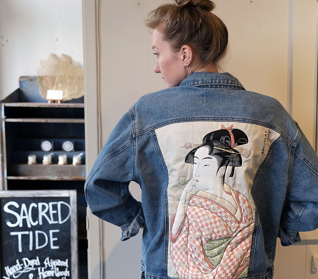 The Utamaro Jacket
