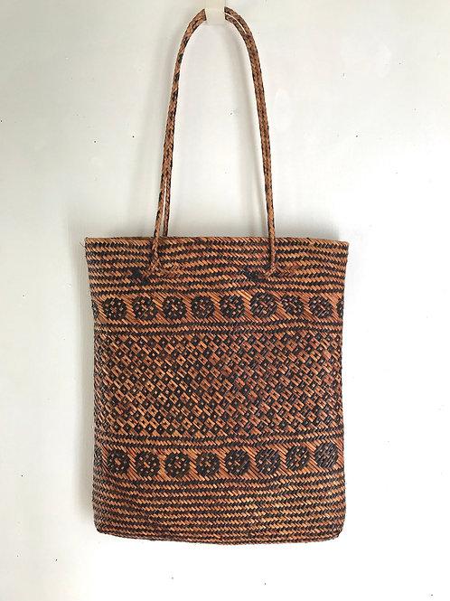 Woven Rattan Bag