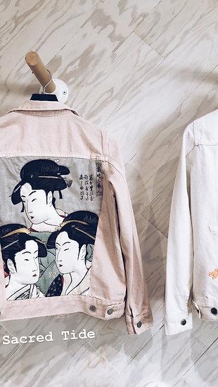 Three Beauties Jacket