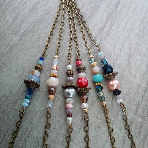 """Bracelet """"Simply One"""" Bronze, coloris au choix"""