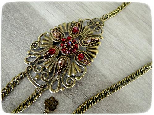 """Headband """"Goutte"""",  Bronze, coloris au choix"""