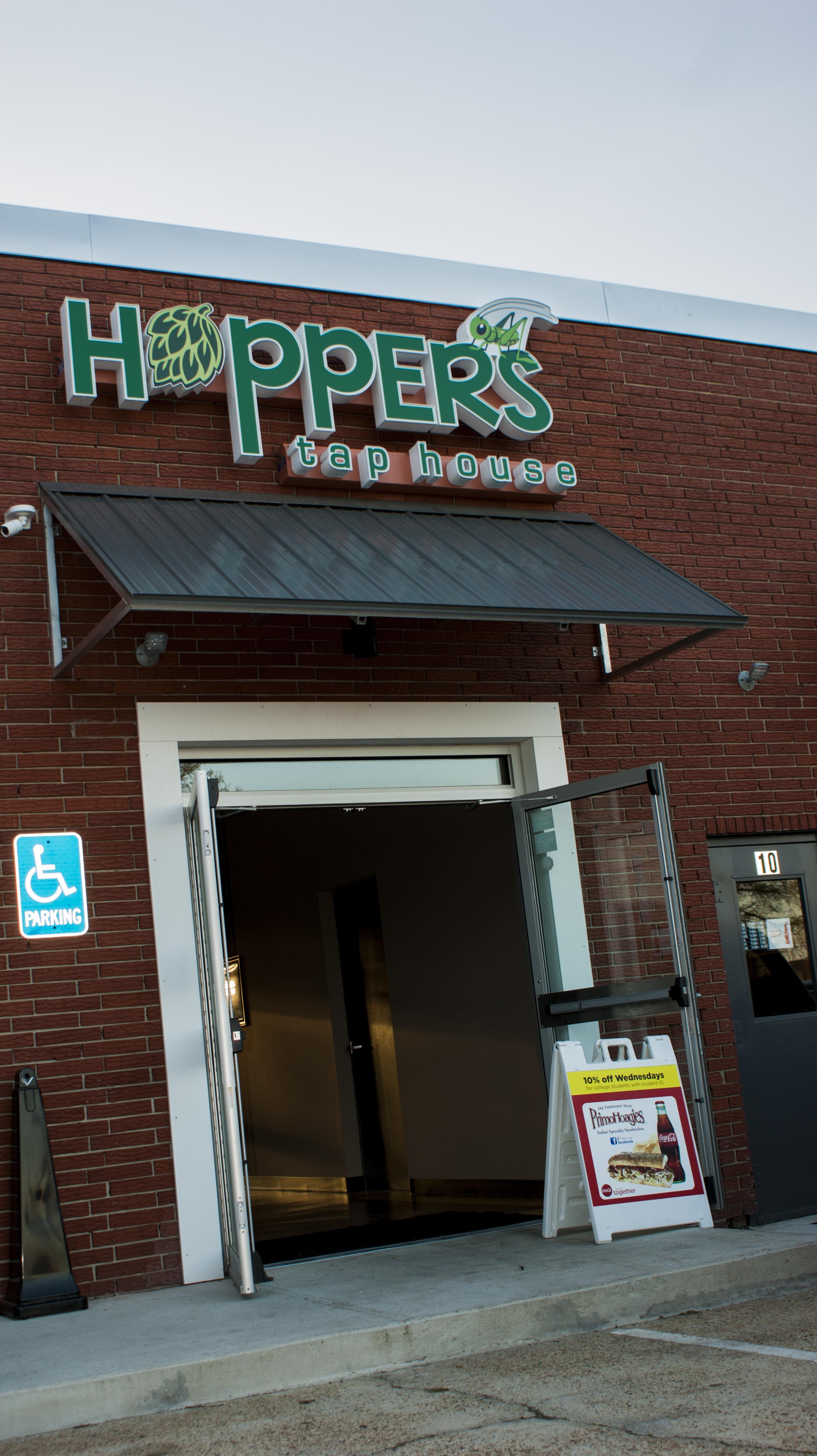 hoppers front salisbury