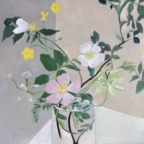 June Flowers (Sold)