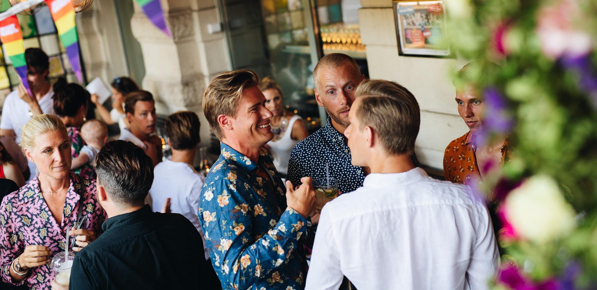Event: Gayze. Photo: David Thunander
