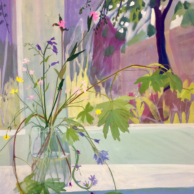 Flowers from the Hedgerow (Sold)