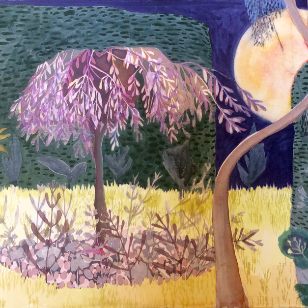 The Harvest Moon has Come (Sold)
