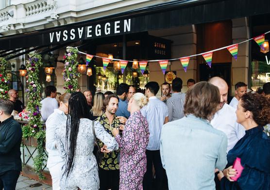 Event: Gayze. Photo: Henrik Thunander.