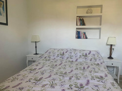 Bedroom in Casita.