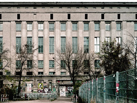 REVIEW / BERGHAIN