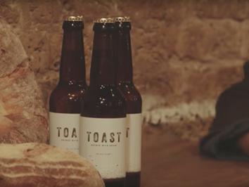 Food waste problem creates beer
