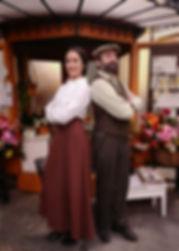 Lolita y Jacinto