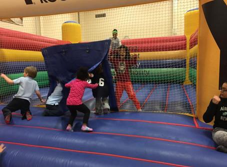 YMCA/Family Fun Night & Wellness Health Fair