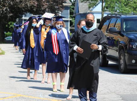 EMHCS High School Graduation Ceremony