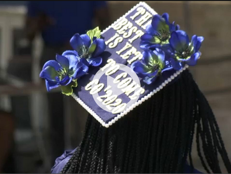 Featured in Spectrum News: Eugenio María de Hostos Charter School Hosts First Graduation Ceremony