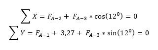 Формула для прямоугольной фермы