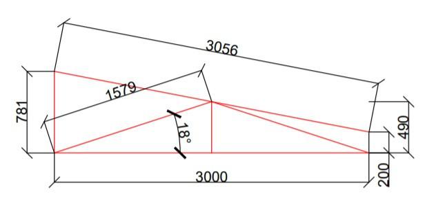 Треугольная Ферма