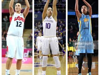 WNBA & NCAAW Scoring/FT Leaders All TURN!