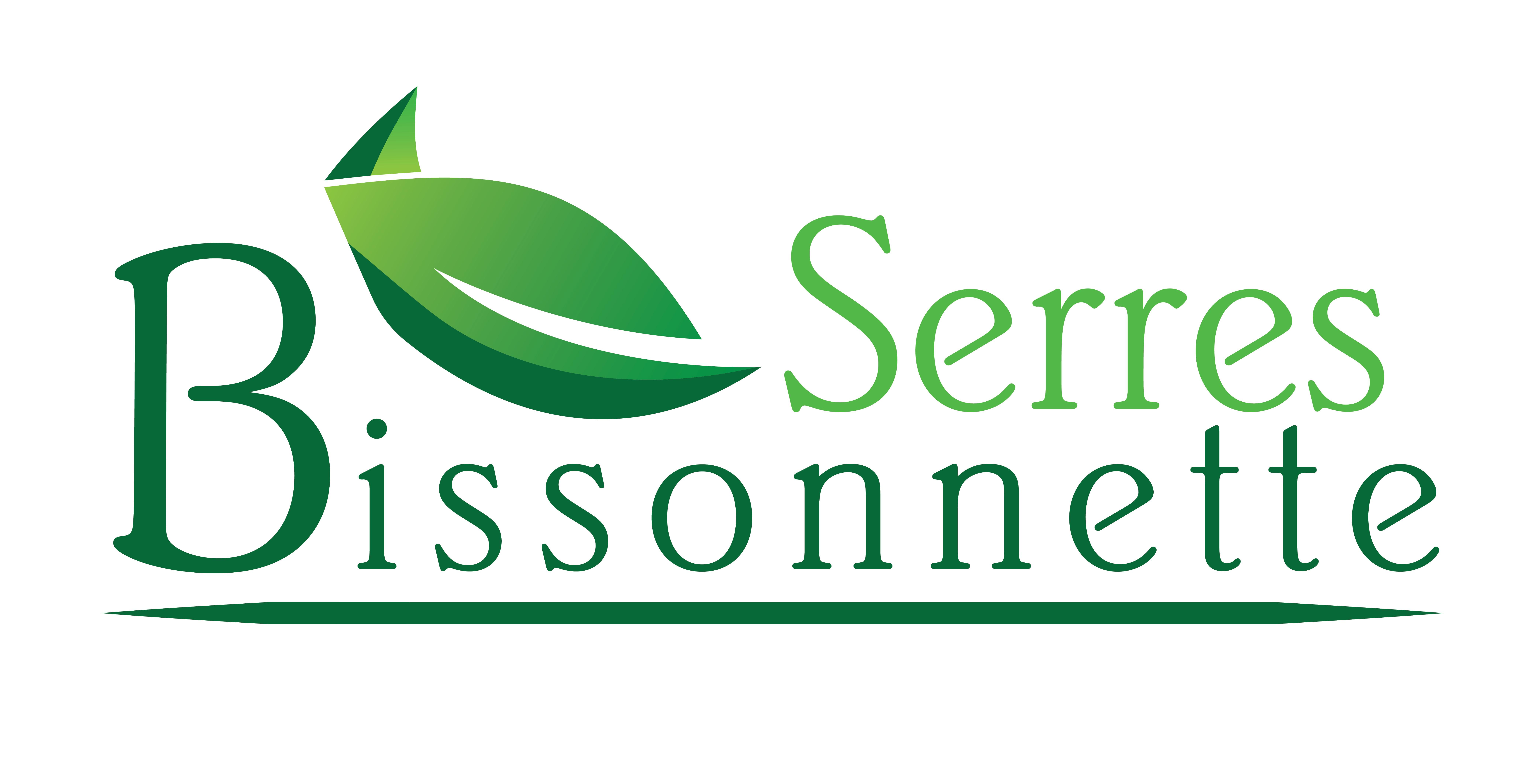 Logo serres Bissonnette