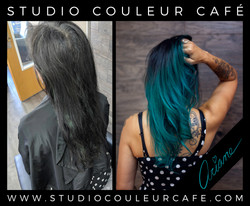 turquoise couleur