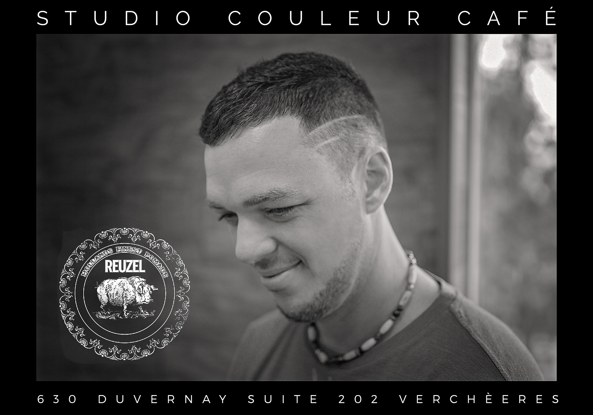 Vincent - Reuzel