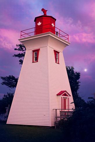 lighthouse sunset full moon.jpg
