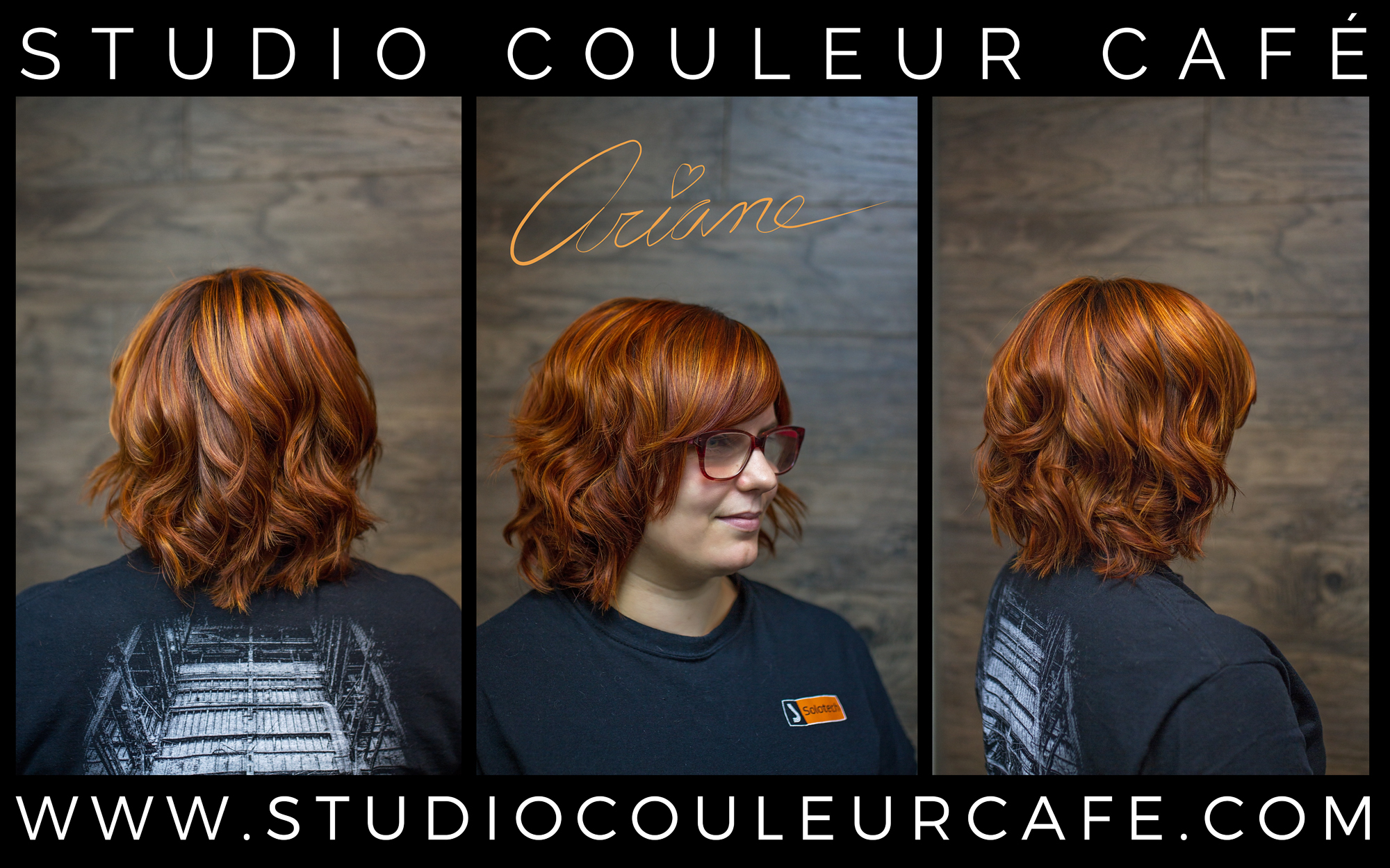rousse red hair roux