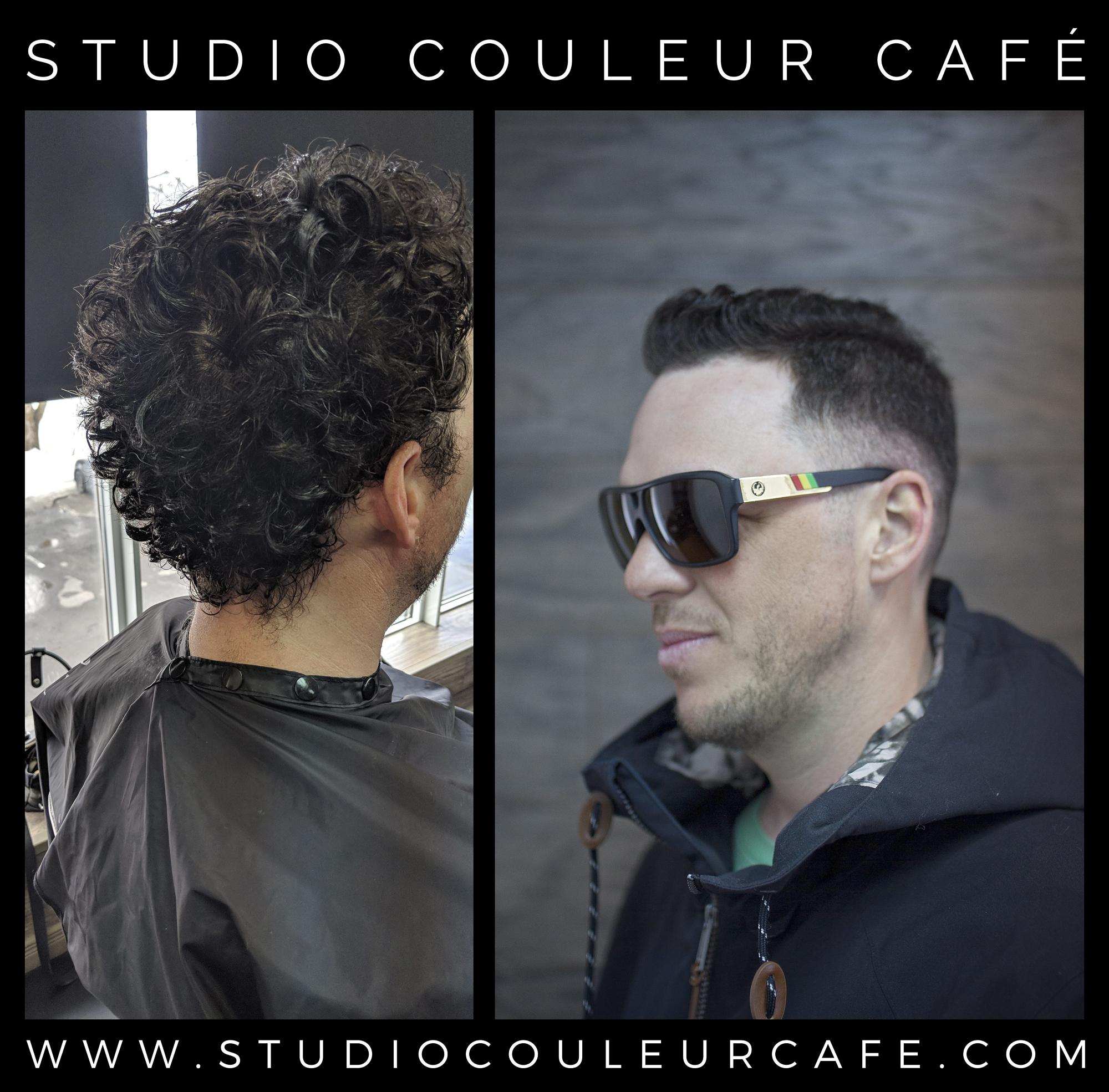 coiffure homme barber shop