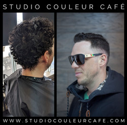 coupe homme coiffure