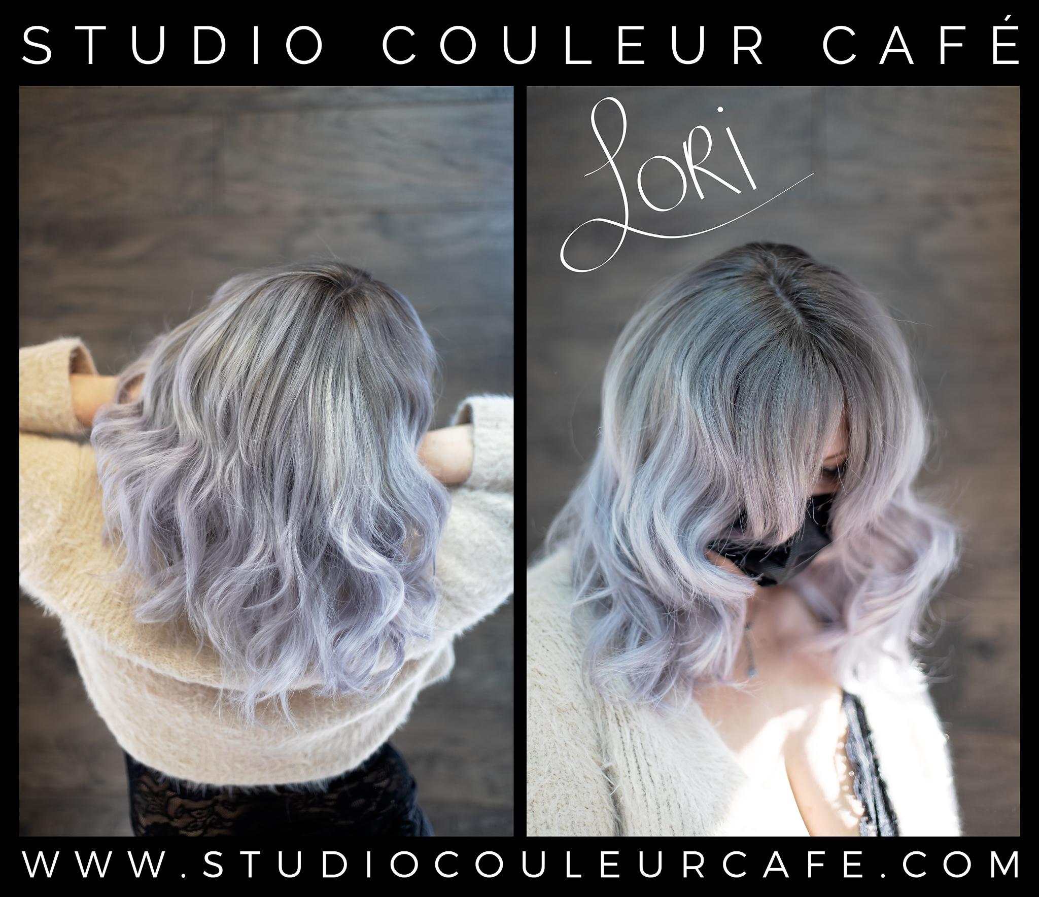 gris coloration