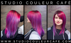 Twilight hair color new style