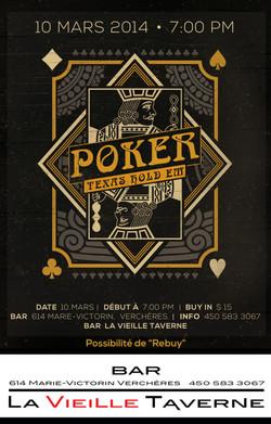 Poker Flyer