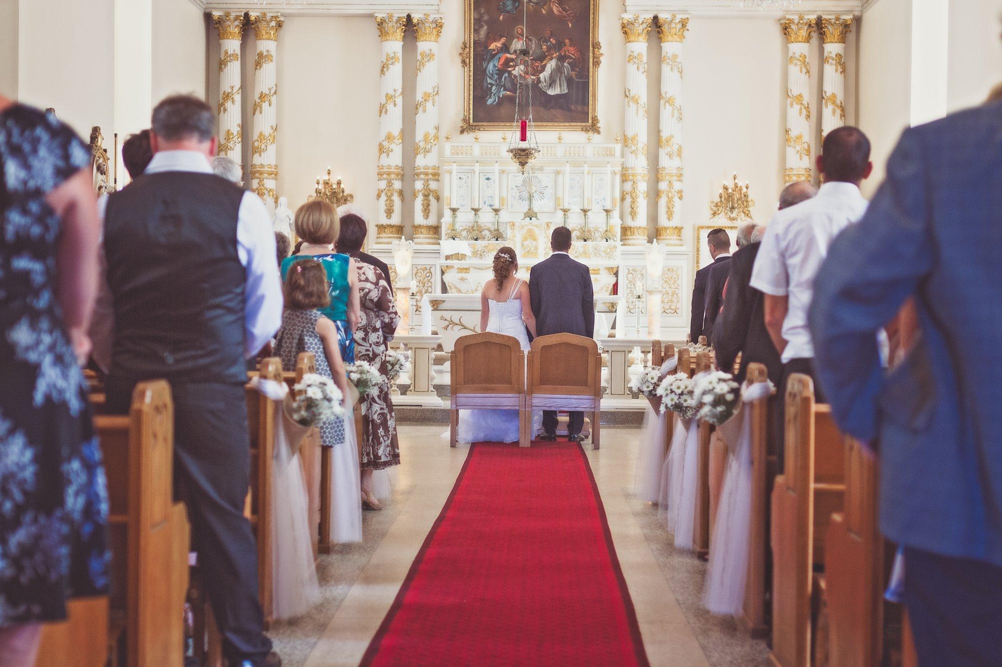 église mariage