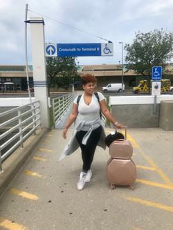 Gem Suitcase set