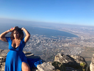 What I did in Cape Town South Africa