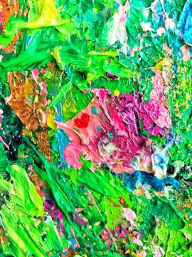 Textures, Mishell Leong Botancials Art