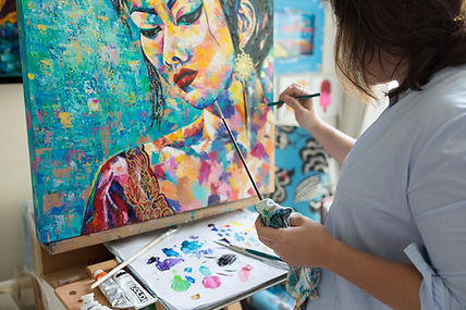 Sasha, Mishell Leong, Sensual Art
