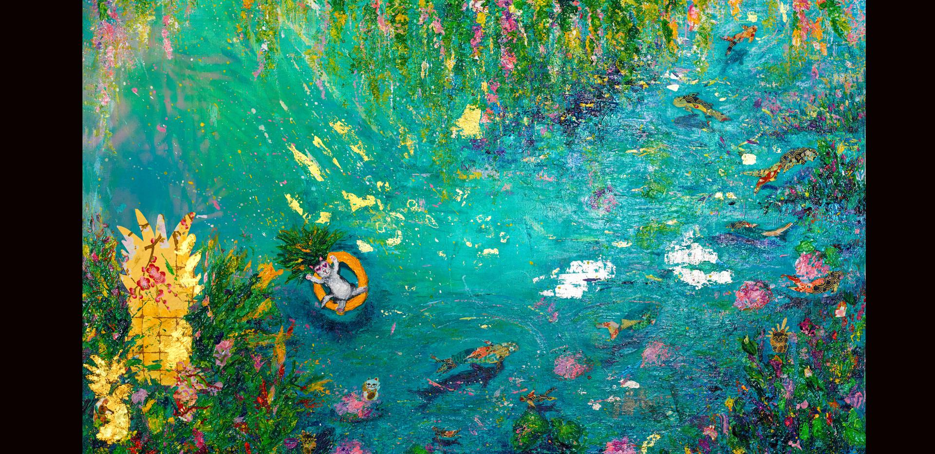 floating in paradise_framed_smaller.jpg