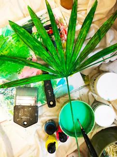 Leaf, Botanical Collection, Mishell Leong
