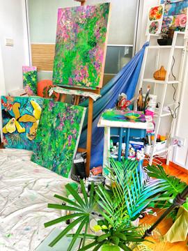 Mishell Leong Art Studio