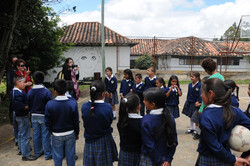 Actividades con Escolares